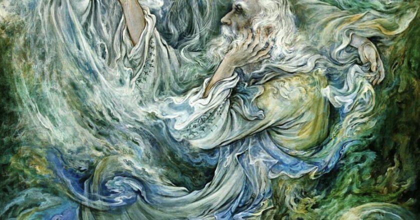 Rumi dan Kelahiran Kedua